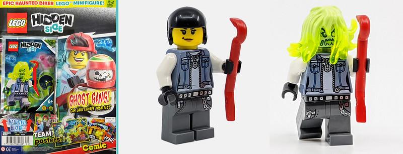 LEGO Hidden Side February 2020