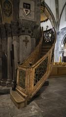Kathedrale St. Mariä Himmelfahrt (Cathedral of St Mary of the Assumption), Chur, Canton of Graubünden, Switzerland