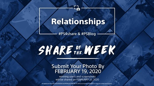 Share of the Week - Valentine's Day | by PlayStation.Blog