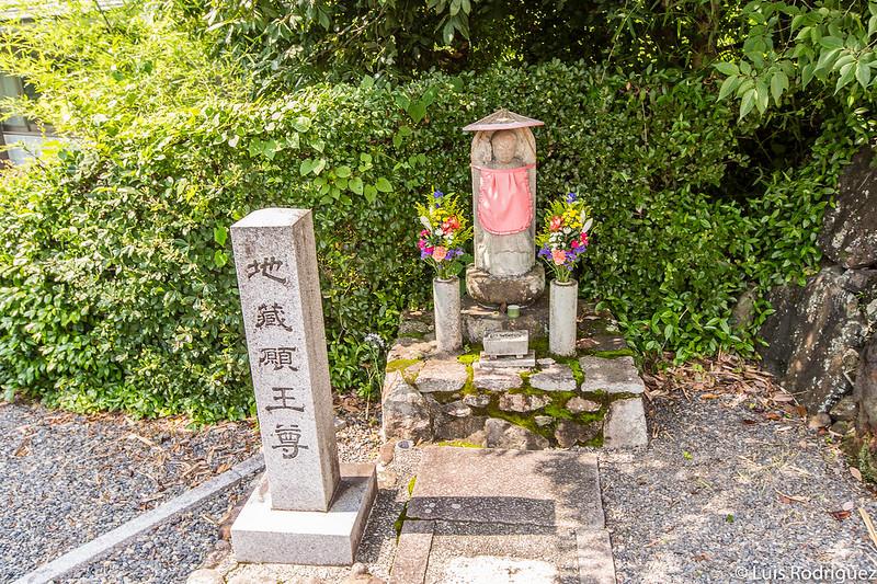 Estatua del Jizo Kannōson