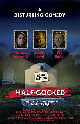 Half cocked