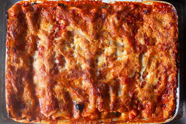 perfect vegetable lasagna