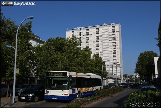 Heuliez Bus GX 317 – CAP Pays Cathare (Transdev) / Tisséo n°7308