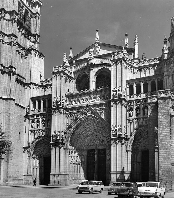 Toledo en 1965, fotografía de Lala Aufsberg © SLUB / Deutsche Fotothek, Lala Aufsberg