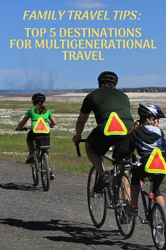 Lonely Planet's Family Travel Tips: Top 5 Destinations for Multigenerational Travel