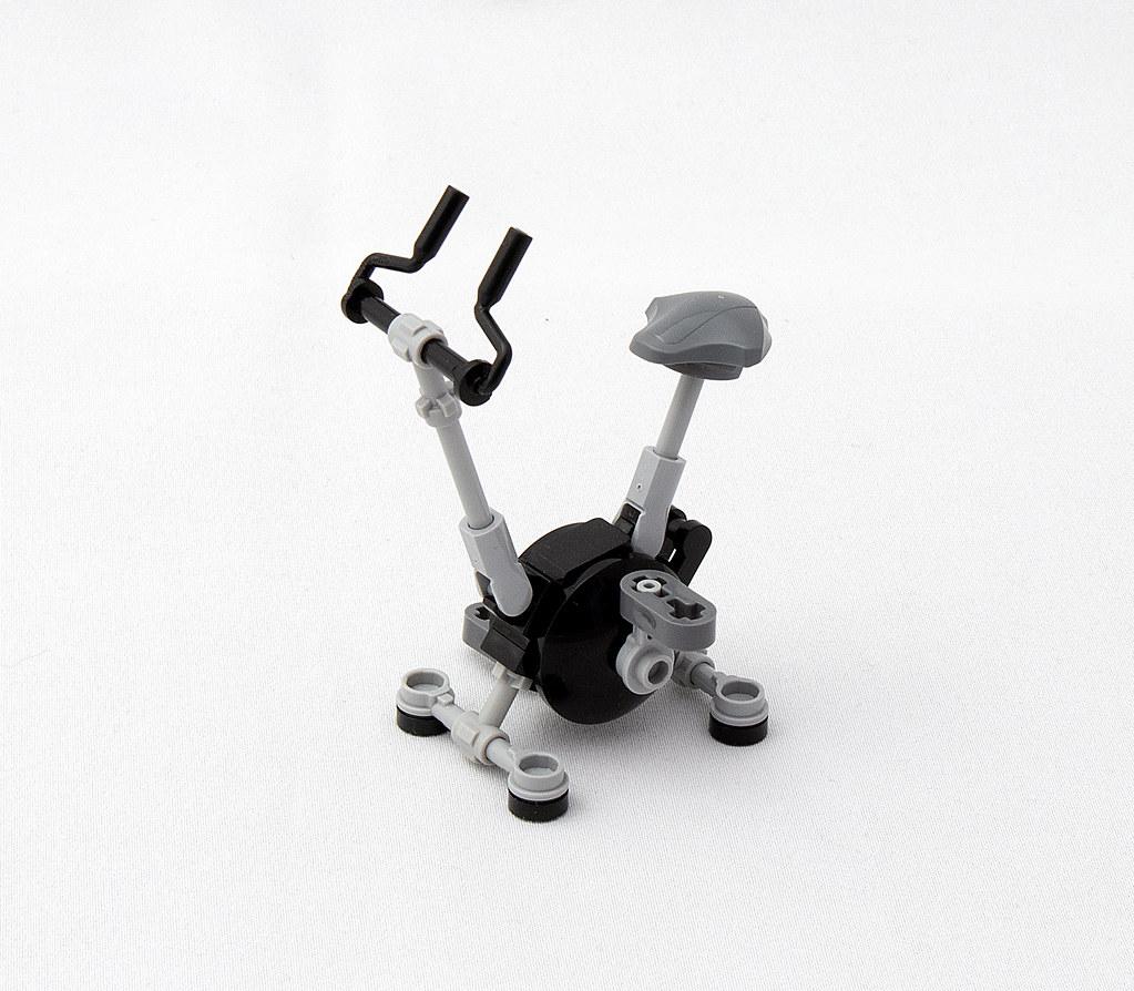 LEGO® MOC by vitreolum: Exercise Bike