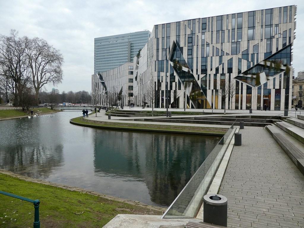 Hofgarten Park, Dusseldorf