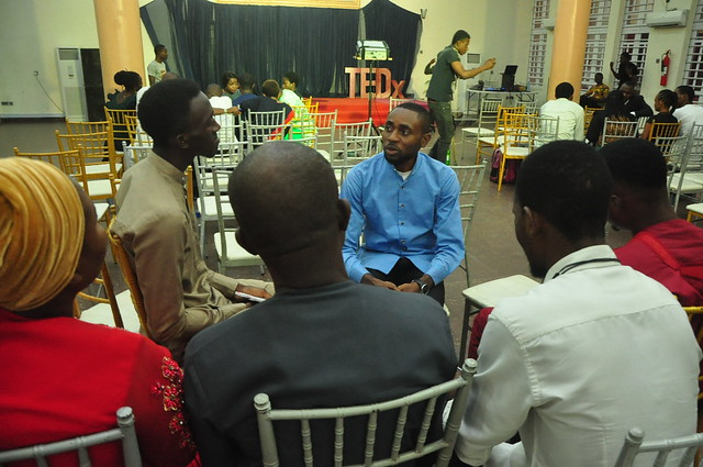 Discussion with the Speakers
