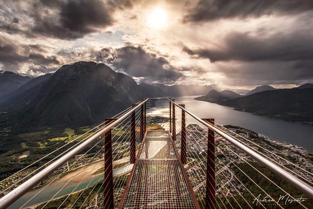 Rampestreken Hike - Åndalsnes (Norway)