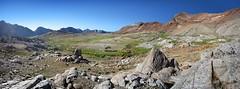 Pinchot Pass S Basin - John Muir Trail