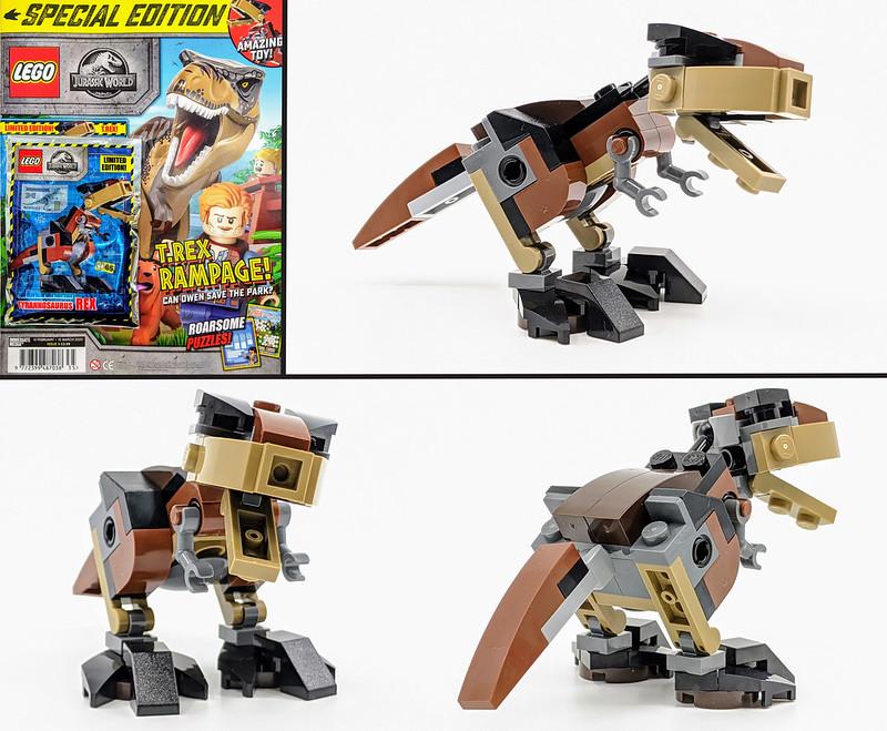 LEGO Jurassic World Feb 2020