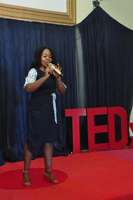Augustina Adika Speaking