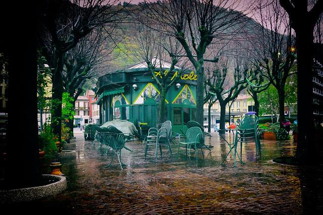 rainy greeny