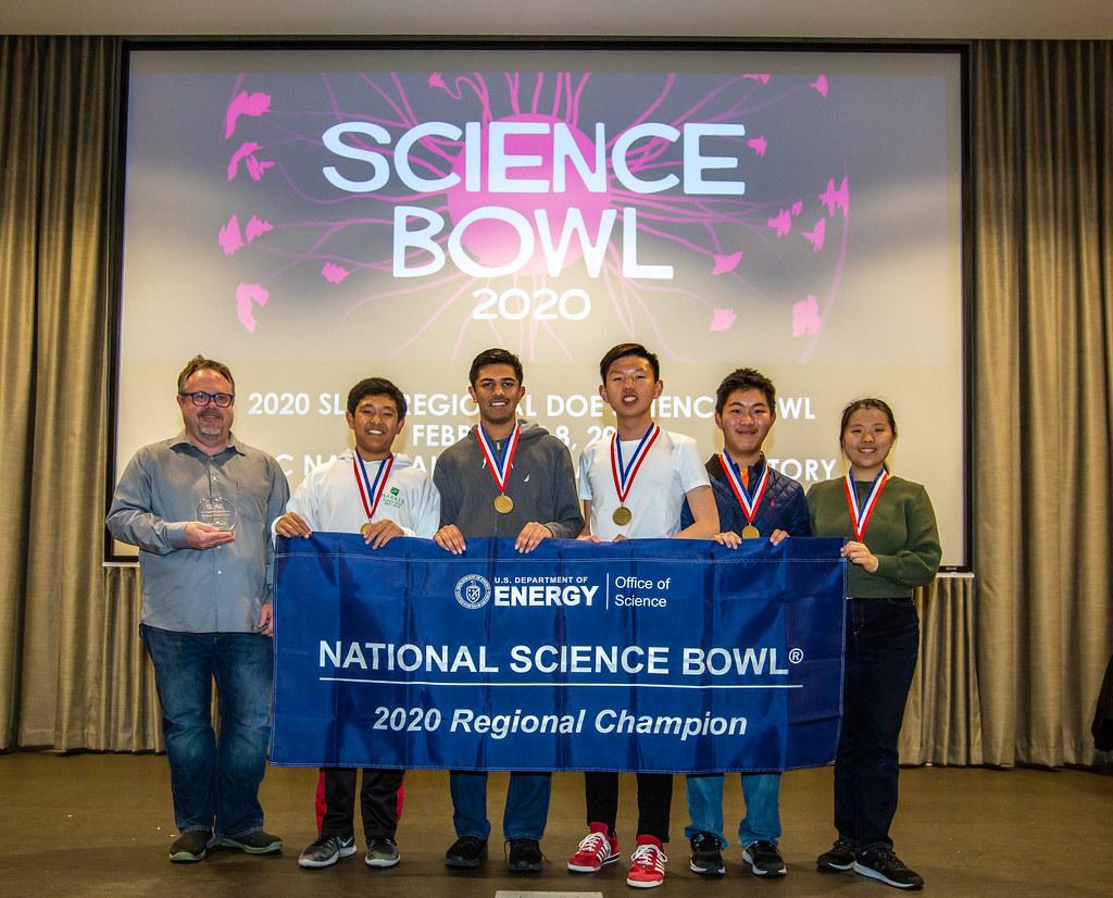 2020 SLAC Regional Science Bowl