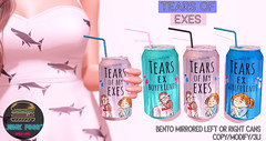 Junk Food - Tears of Exes Ad