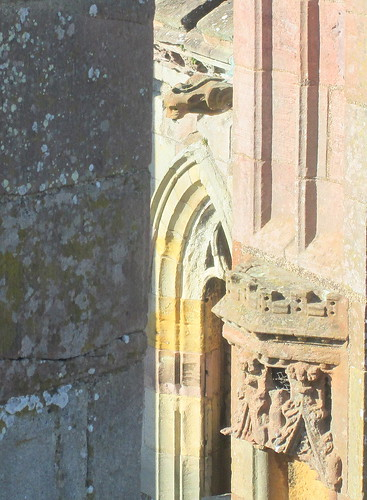 Melrose Abbey Another Pig Decoration