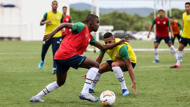 Treino do Fluminense - 13/02/2020
