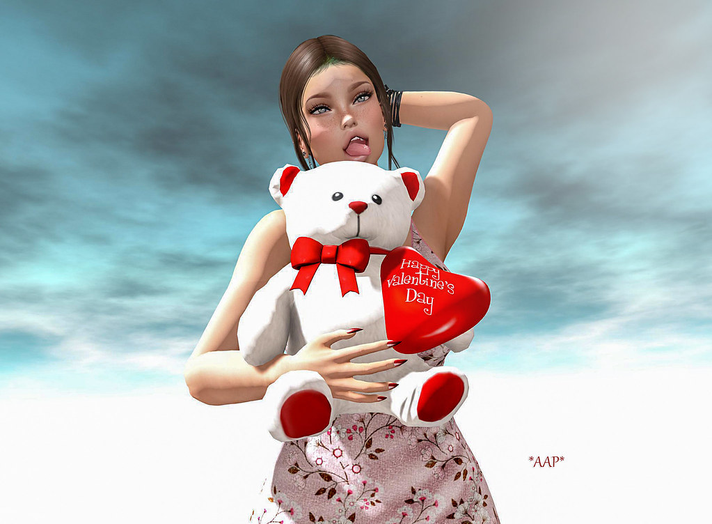 GIFT Special Valentine's Day *AAP* Happy Valentine's Day II… (F)