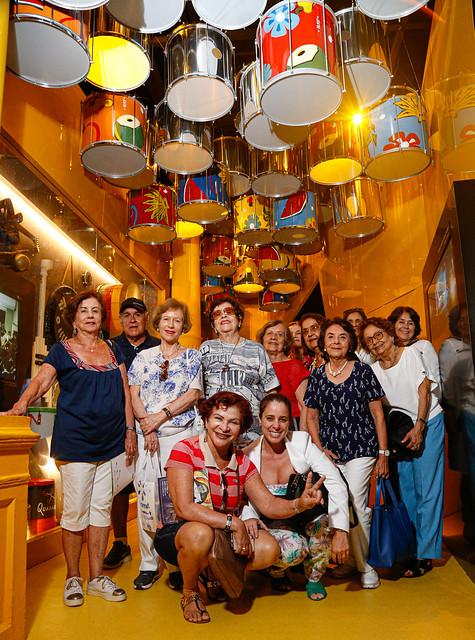 Vida Ativa na Casa do Carnaval e Museu da Energia 12.02.2020