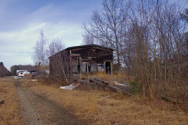 Eastern RR (later B&M) Freight Depot, Hampton, NH (3)