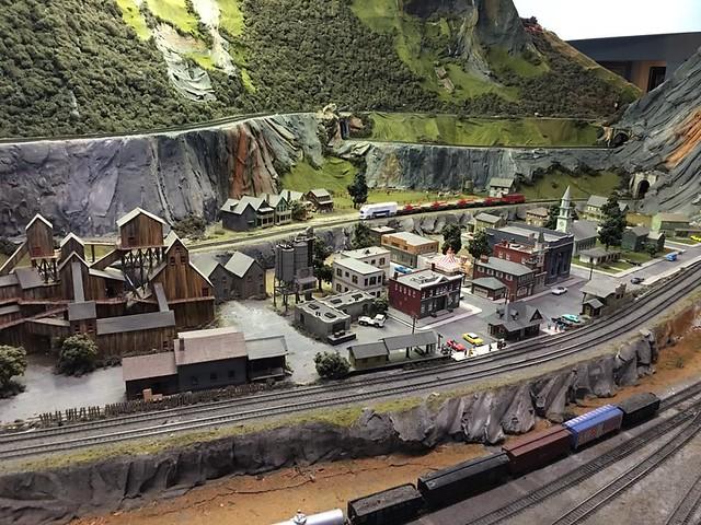 model trains Northlandz