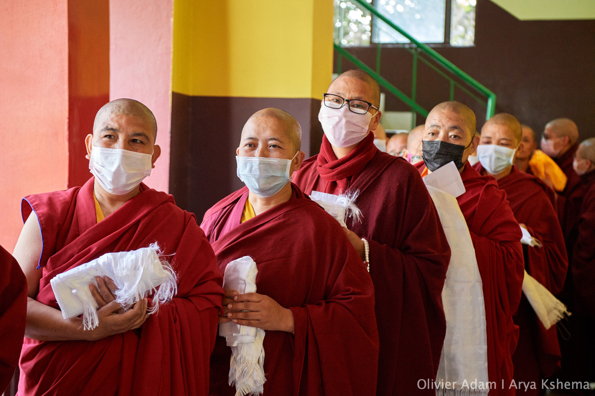 2020.02.13 A Mandala Offering to Drupon Dechen Rinpoche