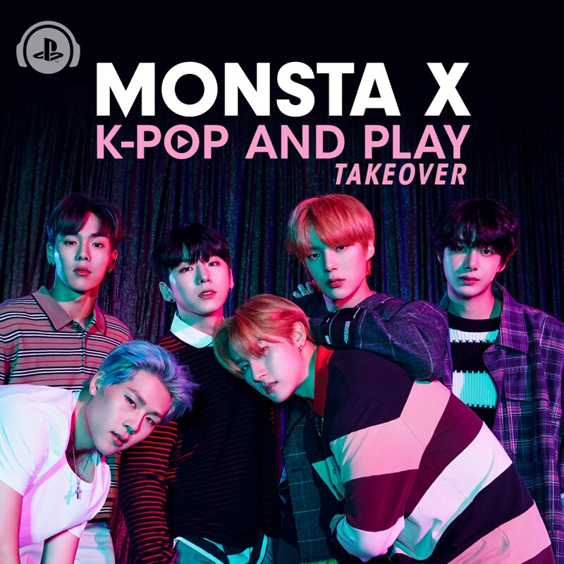 Monsta X K-Pop Takeover