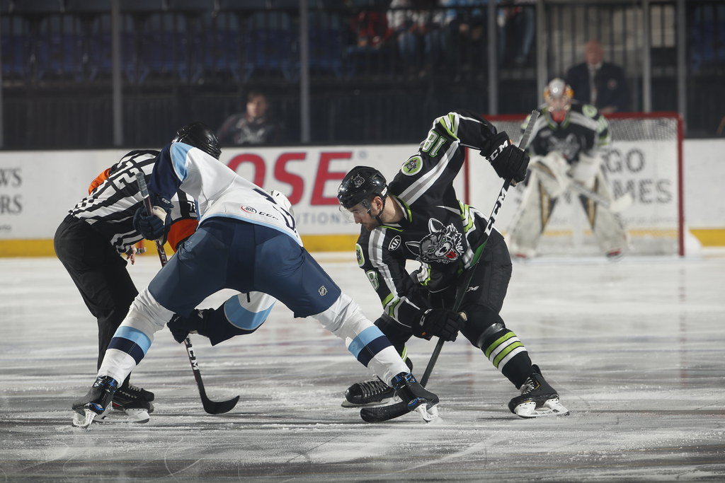 Feb. 13, 2020 vs. Milwaukee Admirals