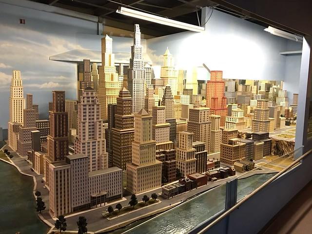 New york city model at Northlandz