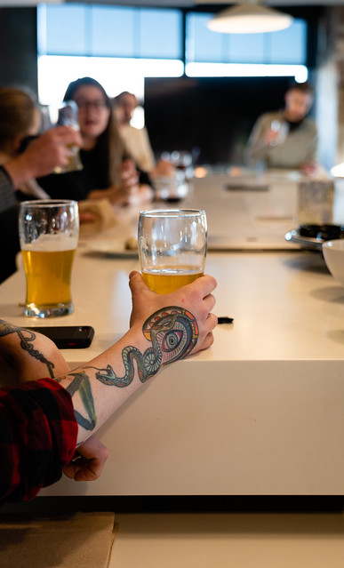 Beers and Tattoos