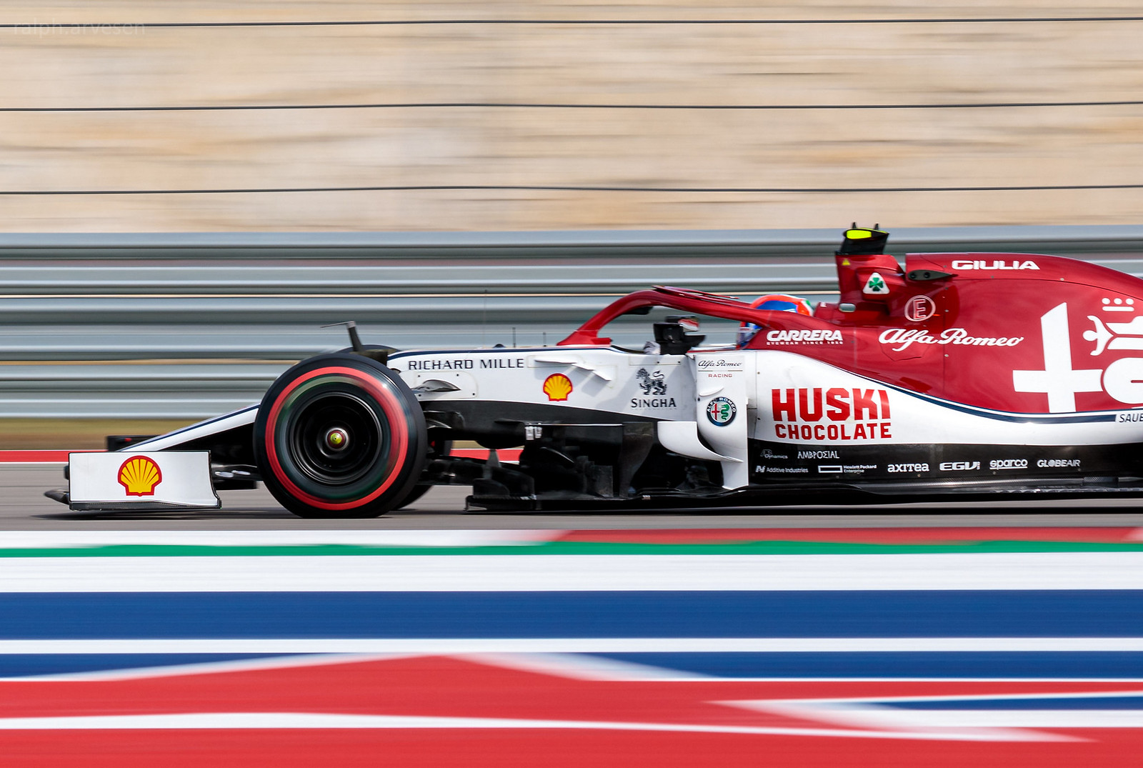 Formula 1 United States Grand Prix | Texas Review | Ralph Arvesen