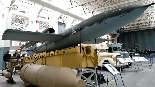 V1 DOODLEBUG FLYING BOMB DUXFORD