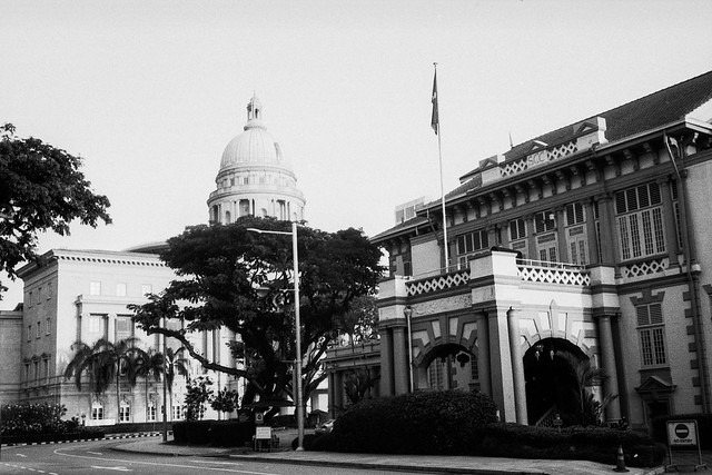 Ceylon Club and old Supreme Court
