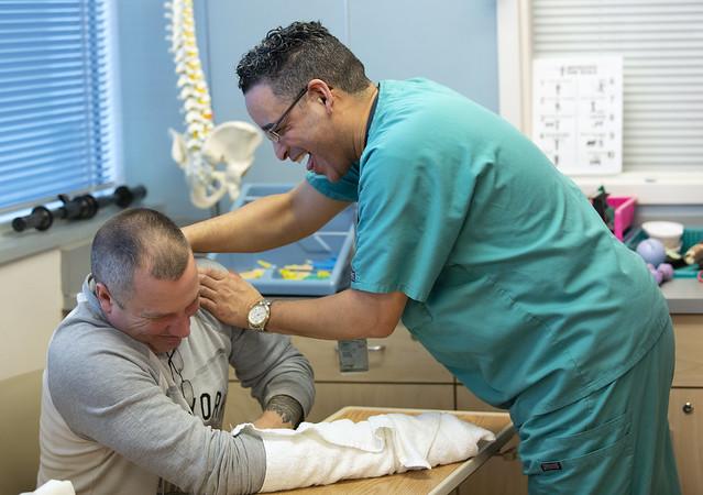 I am Penn State Health -- Julio Torres