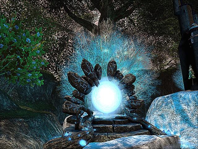 Driftwood Presents - Kingdom hearts -Rune Gate