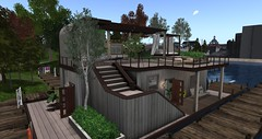 Home & Garden Houseboat