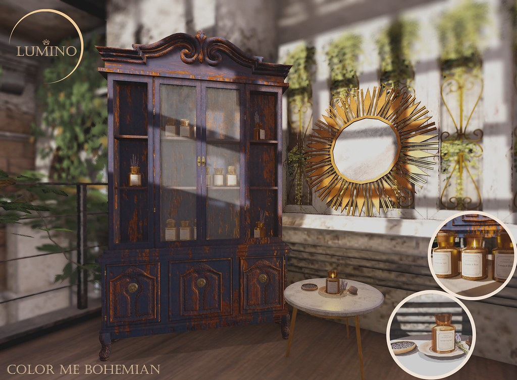 Color Me Bohemian For Home & Garden Expo 2020