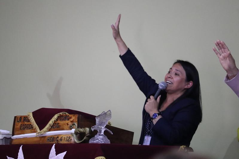 #111ConferenciaIMPCH | Actividades Pastoras Miércoles 5 Febrero, 2020