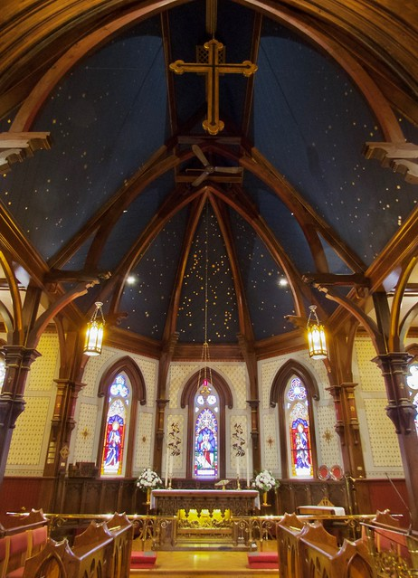 St. John's (Anglican) - Lunenburg, Nova Scotia