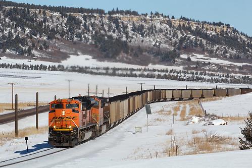 bnsf bnsf9049 emd sd70ace palmerlake colorado jointline sprucemountain train railroad