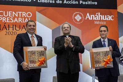 Encuentro Empresarial Anáhuac 2020 / DDI