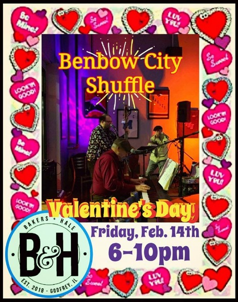 Benbow City Shuffle 2-14-20