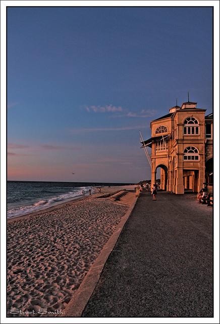 Indiana Teaouse, Cottesloe Beach, Marine Parade, Cottesloe, Perth, Western Australia