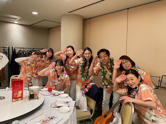 【お祝い演奏会】相生株式会社 5周年感謝の集い