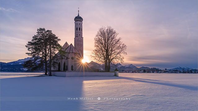 St Coloman Church - Germany