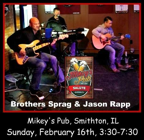 Brothers Spragg & Jason Rapp 2-16-20  Brothers Spragg & Jason Rapp 2-16-20