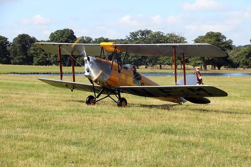 de Havilland Tiger Moth DH.82A G-ANFM Woburn  150825015 2