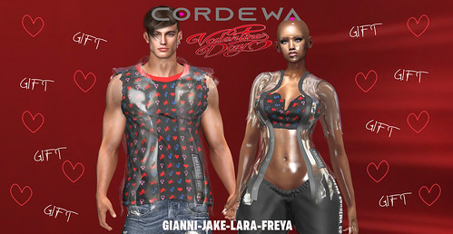 CORDEWA VALENTINE´S GIFT