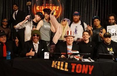 KILL TONY #435