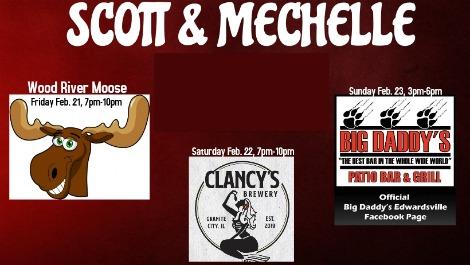 Scott & Mechelle 2-21-20